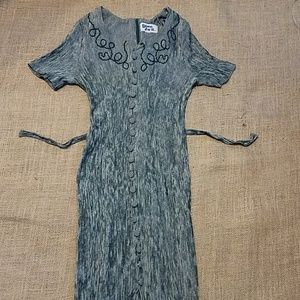 Vintage 80's Dawn Joy Dress